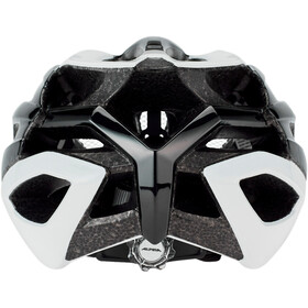 Alpina Fedaia Fietshelm, zwart/wit